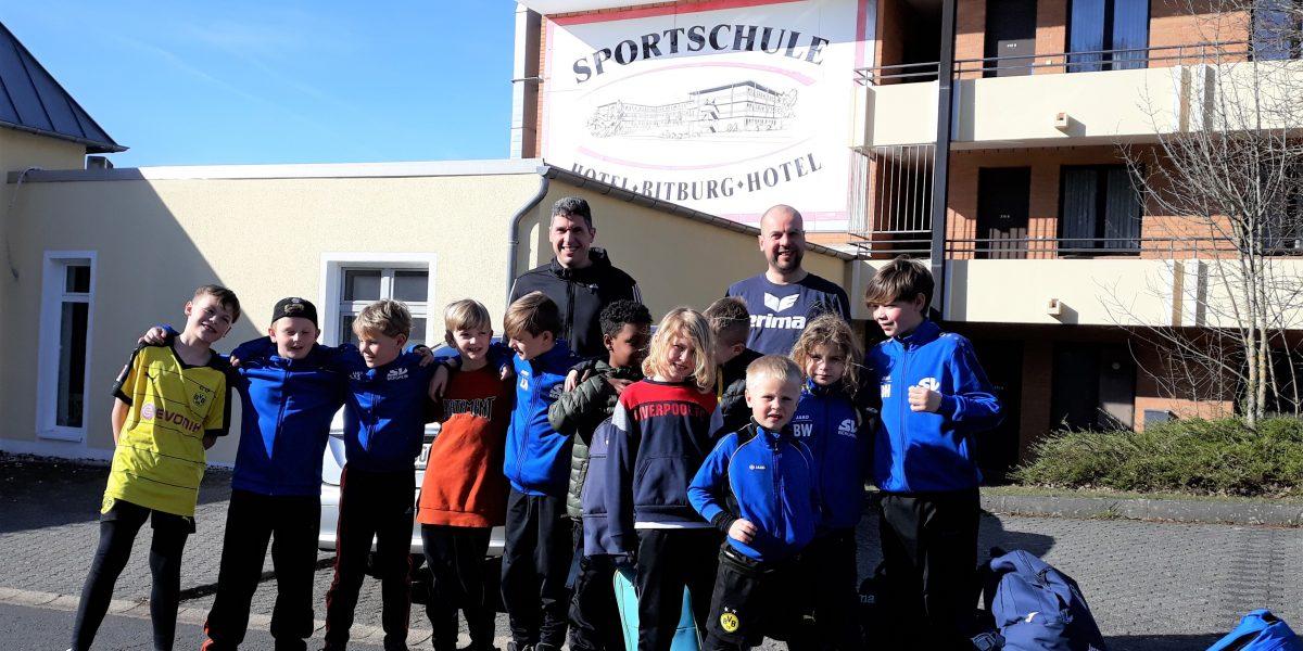 Sportschule Bitburg U10 2019